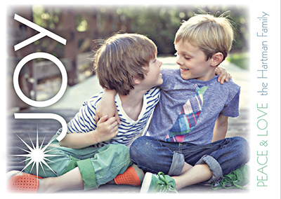 holiday photo cards - Brotherly Love by Rachel Olson