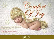 Comfort Of Joy by Pamela Rockett