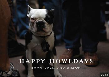 Happy Howldays
