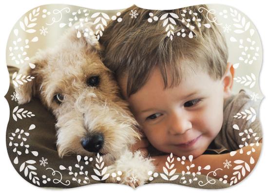 holiday photo cards - Seasonal Sprinkle by Mariel Schmitt
