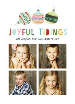 Joyful Ornaments