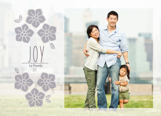 holiday photo cards - Joy to You by Chika Fujisawa