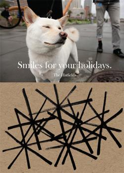A Smile on a Dog