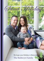Oh Sweet Holidays by Pamela Rockett