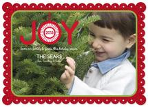 Joy Ornament by Courtney Smith