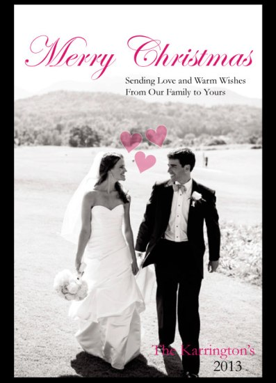 holiday photo cards - Our Timeless Love by Pamela Rockett
