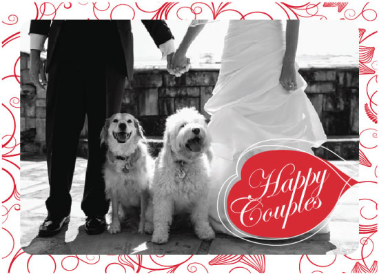 holiday photo cards - Happy Couples by Rogério Silva