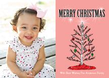Retro Christmas Tree Ph... by Tilia Press