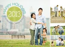 Happy Holidays Multi Ph... by Aurelia Yiru