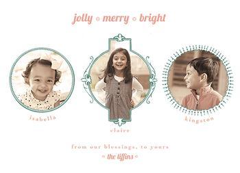 jolly merry bright