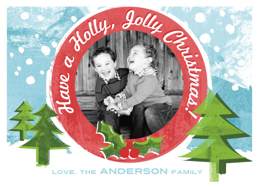holiday photo cards - Buddy Holly Jolly! by Maren Kelly