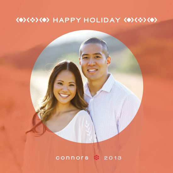 holiday photo cards - sweater by rene mijares