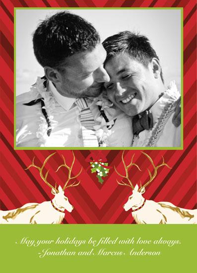 holiday photo cards - True Love by Annie Skrmetti