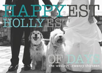 Happyest Holly Days