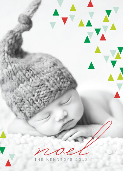 holiday photo cards - dream in heavenly peace by Heather Rae Designs