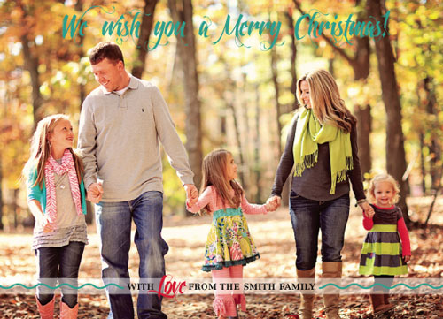 holiday photo cards - Love this Season by Summer Smith