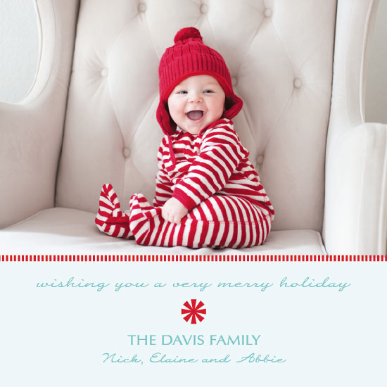 holiday photo cards - Sweet Mints by Elisabeth Lein