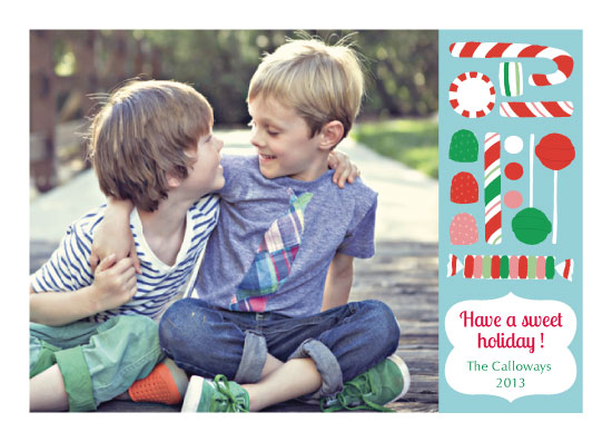 holiday photo cards - A Sweet Holiday by Margaret McCartney