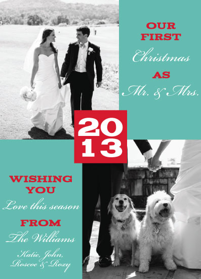 holiday photo cards - Tis the Season for Love by Summer Smith