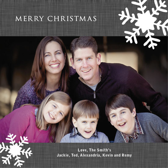 holiday photo cards - Family Time by Aschley Yano