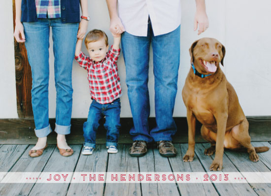 holiday photo cards - Joyful photo by Margaret McCartney