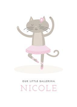 Our Little Ballerina