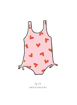 Maillot Love