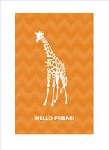 Hello Friend by Patina Creative