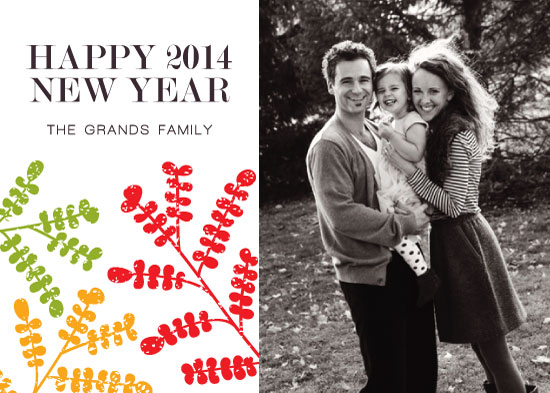new year's cards - happy year by aticnomar