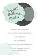 Cloud Bedtime Routine by Asato Design