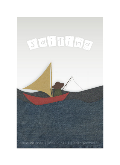 art prints - The Sailing Enthusiast by Erin Cline