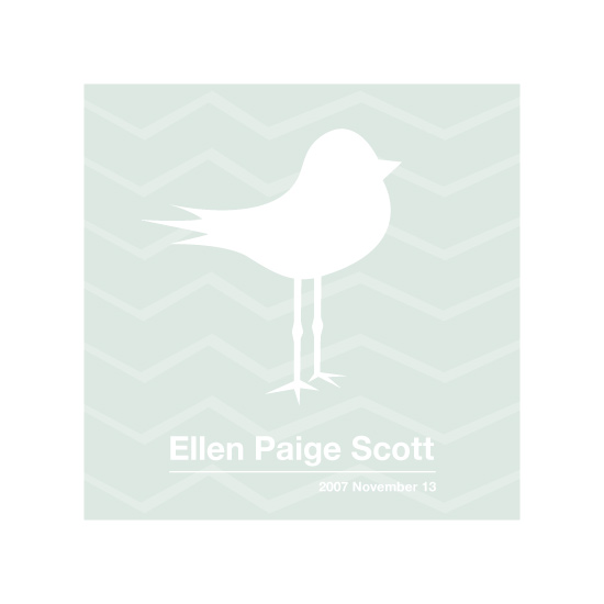 art prints - The Leggy Bird by Erin Cline