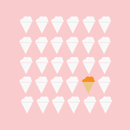 art prints - Ice Scream by Katrina Lindhorst