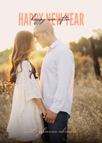 new year's cards - Ever After by Kim Dietrich Elam