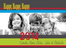Happy, Happy, Happy by Leslie Phillips-Greco