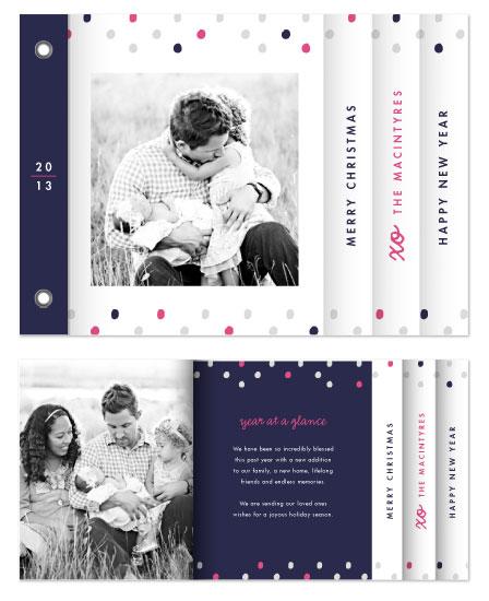 minibook cards - Confetti Celebration by Stacey Meacham