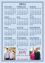 Calendar Card by Eli Ko