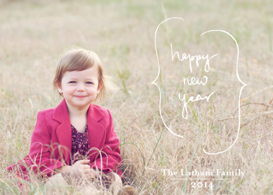 new year's cards - Personal Touch by Clara Pierce