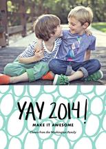 Yay 2014! by Amanda Claybrook