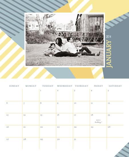 calendars - Abstract Fun by Marlene Leibowitz
