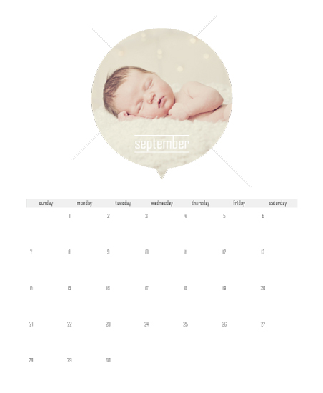 calendars - Modern Sphere by Eli Ko