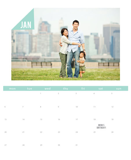 calendars - Earmark by Jenn Johnson