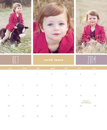 calendars - window panes by Carol Fazio