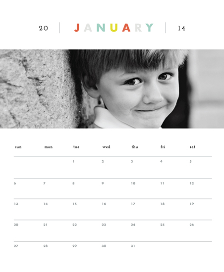 calendars - Frosting by Carolyn MacLaren