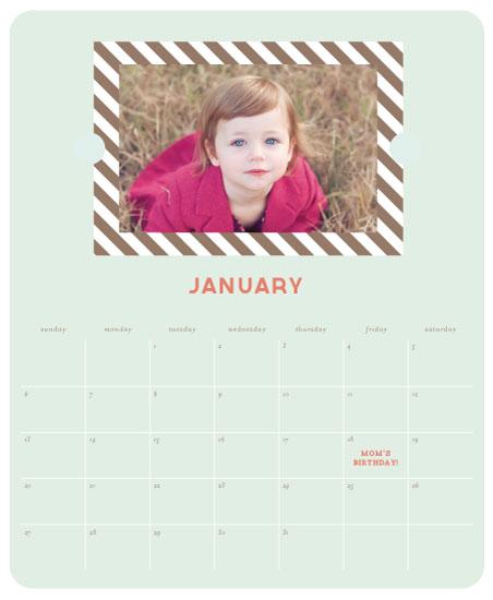 calendars - Washi Frame by Penelope Poppy