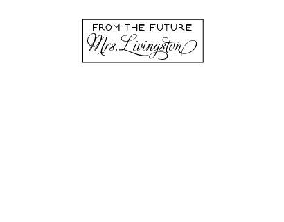 personal stationery - Black Tie Affair by Roseville Designs