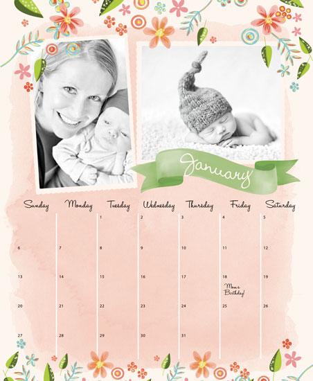 calendars - Garden Dream by Lilly Chern