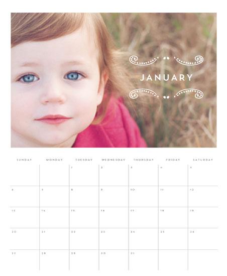 calendars - Simple Months by Phrosne Ras
