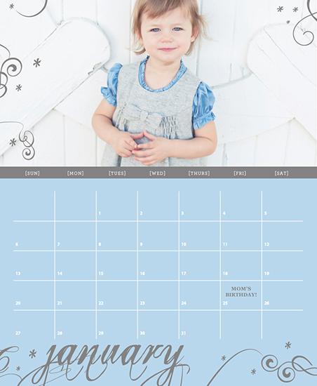 calendars - Whimsy by Sarah Simpson