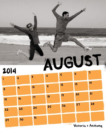 calendars - Boardwalk Stencil by Alex Elko Design